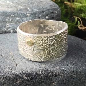 Saucy Jewelry sunburst ring