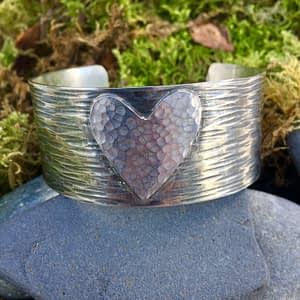 I am loving awareness cuff - outside