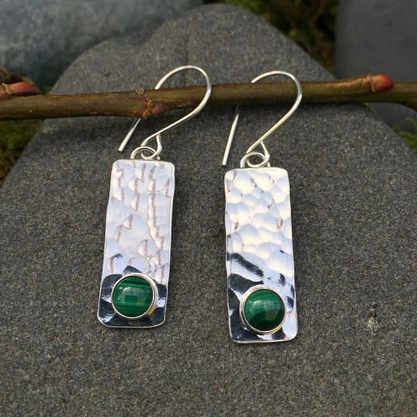 long simplicity with emerald