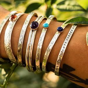 Affirmation Bracelets