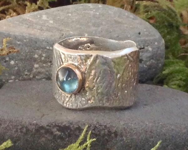 water warrior princess ring